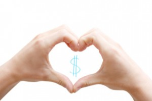 heart dollar sign, SEO-e Content Marketing & Management Blog