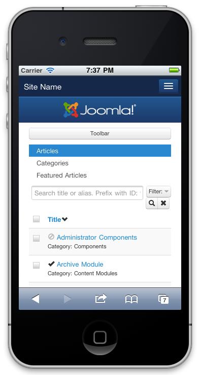 Joomla 3 vs  Wordpress 3 5: A True Mobile CMS - SEO Eblog by