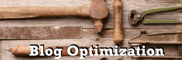 Optimize your WordPress blog