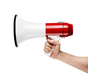 megaphone, SEO-e Content Marketing & Management Blog