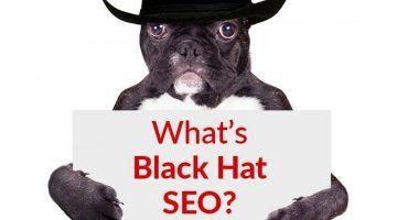 black hat SEO vs. white hat SEO
