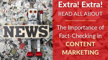 fact check tips for content marketers