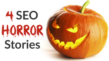 Happy Halloween: My Very Own SEO Horror Stories